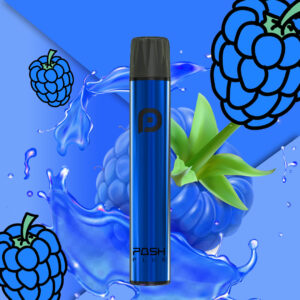 Posh Plus 1500 Blue Raspberry
