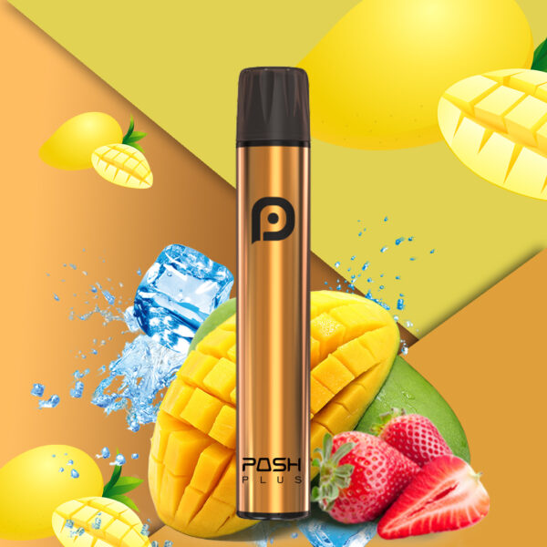 posh plus 1500 Mango Strawberry
