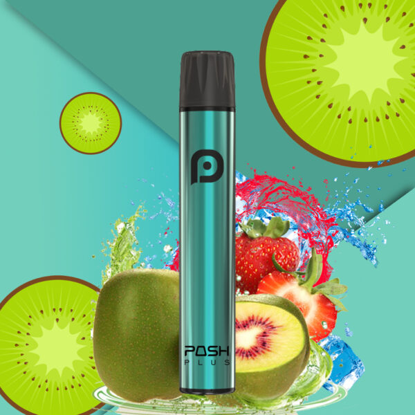 Posh Plus 1500 Kiwi Strawberry